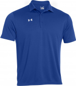 Under Armour Men's Team's Armour Polo Golf Shirt, Assorted Colours 1246240