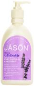 Jason Natural Cosmetics Lavender Liquid Satin Soaps 470ml 209606