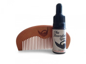 Vanilla & Mango Beard Oil & Comb - The Ultimate Combo For Beard Care! - The Bearded Gent