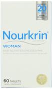 (4 PACK) - Nourkrin - Nourkrin Woman | 60's | 4 PACK BUNDLE