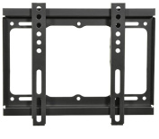 AVL17 - FIXED TV / MONITOR WALL BRACKET VESA 200 x 200 FOR SCREEN SIZES 43cm TO 110cm 20KG MAX WEIGHT LOAD EASY instal LOW PROFILE DESIGN