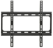 AVL16 - FIXED TV / MONITOR WALL BRACKET VESA 400x 400 FOR SCREEN SIZES 70cm TO 130cm 30KG MAX WEIGHT LOAD EASY instal LOW PROFILE DESIGN