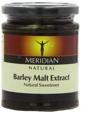 (12 PACK) - Meridian - Natural Barley Malt Extract   370g   12 PACK BUNDLE