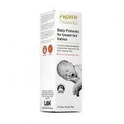 Proven Probiotics Lactobacillus & Bifidus for Breast Fed Babies 6g 30 days supply