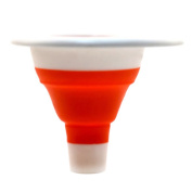 Mini Lovely Silicone Collapsible Funnel