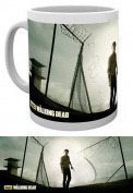 The Walking Dead Season 4-Ceramic Mug-Dimensions