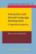 Interaction and Second Language Development