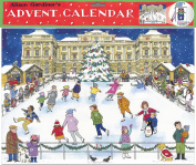 Alison Gardiner Traditional Advent Calendar