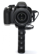 Maxsimafoto® - Pistol Grip Remote shutter release (active trigger) for taking videos etc - fits Fujifilm HS50EXR, HS50 EXR.