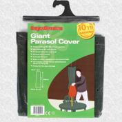 UV Treated Heavy duty giant patio table parasol cover