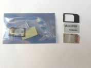 Micro SIM to SIM Adapter Convert Kit for iPhone 3G 4 4G