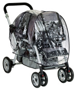 Tandem Double Pushchair Raincover