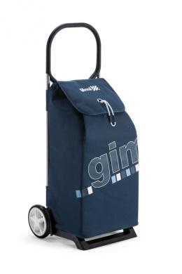 Gimi Italo Shopping Trolley, Blue