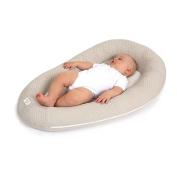 Purflo Breathable Baby Nest New Born - Mushroom