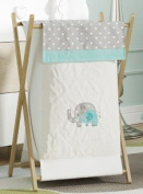 Baby Bedding Design Green Elephant Hamper