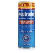 Neutradol carpet deodorizer 350g - pack of 3