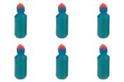 Sparco Envelope Moistener, Bottle Type, Sponge Tipped (SPR01483), 6 Packs
