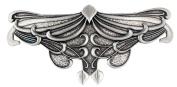 Hair Clip | Barrette | Art Nouveau Leaf
