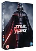 Star Wars: The Complete Saga [Region B] [Blu-ray]