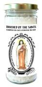Saint Therese Patron of Unconditional Love European Sea Essential Oil Lavender Bath Salts