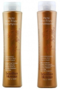Brazilian Blowout Anti-Frizz Shampoo & Conditioner 350ml bottles by Brazilian Blowout