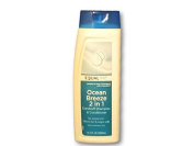 Sea Mineral Scent Ocean Breeze Dandruff Shampoo & Conditioner with Pyrithione Zinc
