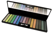 Cameo Your Colour Kit and Applicator with 16 Eye Shadows