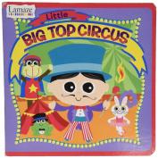 Lamaze Board Book, Little Big Top Circus