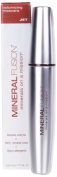 Mineral Fusion Natural Volumizing Mascara, Jet Black, 15ml