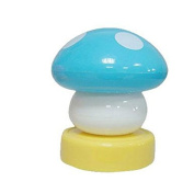 TheWin LED Mushroom Night Lights, Blue