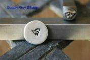 Brand New Supply Guy 4mm Little Love Bird Metal Punch Design Stamp