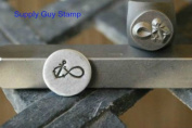 Brand New Supply Guy 8mm Infinity with Anchor Metal Punch Design Stamp