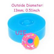Donut Silicone Mould Sugar Fondant Craft 13mm