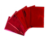 American Crafts 30 Piece We R Memory Keepers Heatwave Pen Foil, 10cm x 15cm , Red
