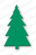 Christmas Tree Steel Die for Scrapbooking