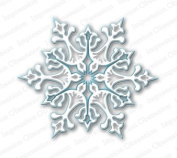 Large Snowflake Steel Die for Scrapbooking