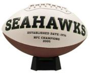 Seattle Seahawks Signature Series Full Size NFL Football