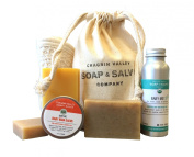 BABY ME! ORGANIC ESSENTIALS BUNDLE - Chagrin Valley Soap & Salve
