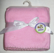 Little Mimos Baby Blanket Pink