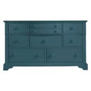 Coastal Living Retreat Getaway Dresser, English Blue