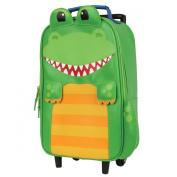Stephen Joseph Rolling Backpack, Dino