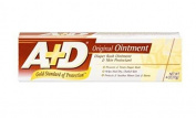 NEW! A + D Original Ointment, Nappy Rash & Skin Protectant Ointment - 120ml tube