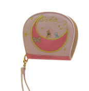 Easting Women's Embroidered Moon Starry Sky Multi-function Billfold Wallet