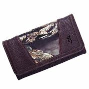 Browning Bailey- Large Ladies Wallet Mossy Oak Country/Brown