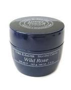 Cyril Salter Luxury Shaving Cream (Wild Rose 165g) by Cyril Salter