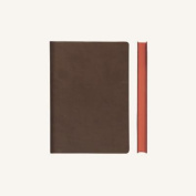 Signature Notebook A6, Brown