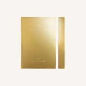 Slab Notebook - Gold