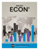 Econ Macro (with Econ Macro Online, 1 Term