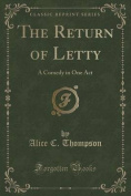 The Return of Letty
