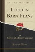 Louden Barn Plans